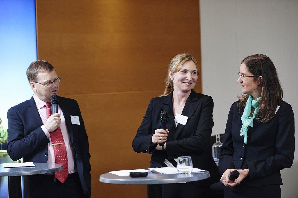 Ulf Johansson, Hanna Dudka, Rachel Lancry