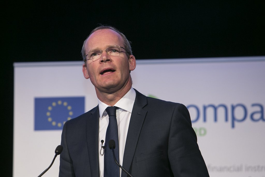 Simon Coveney T.D.