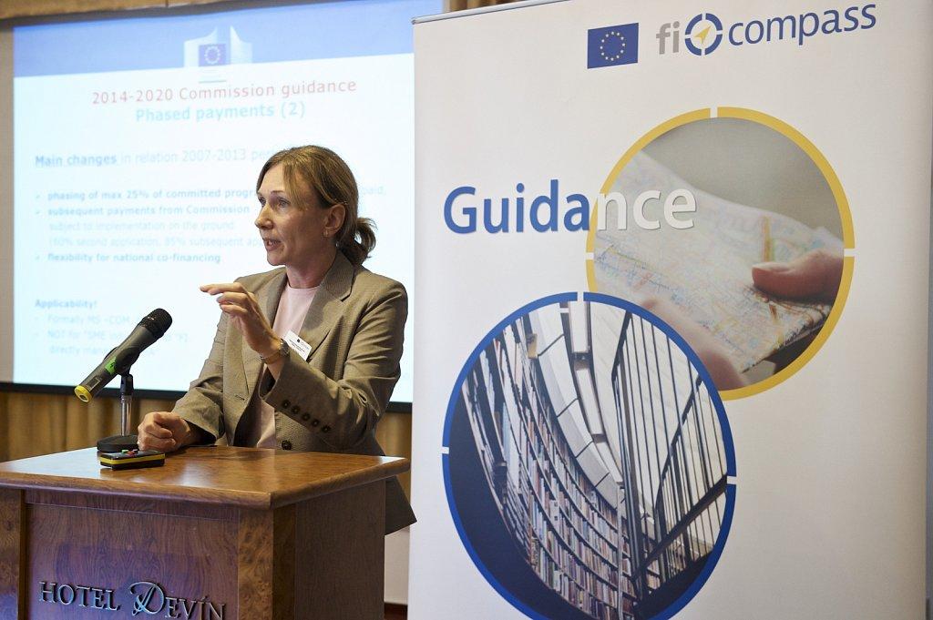 Financial Instruments delivering ESI Funds, Bratislava, 2 October 2015