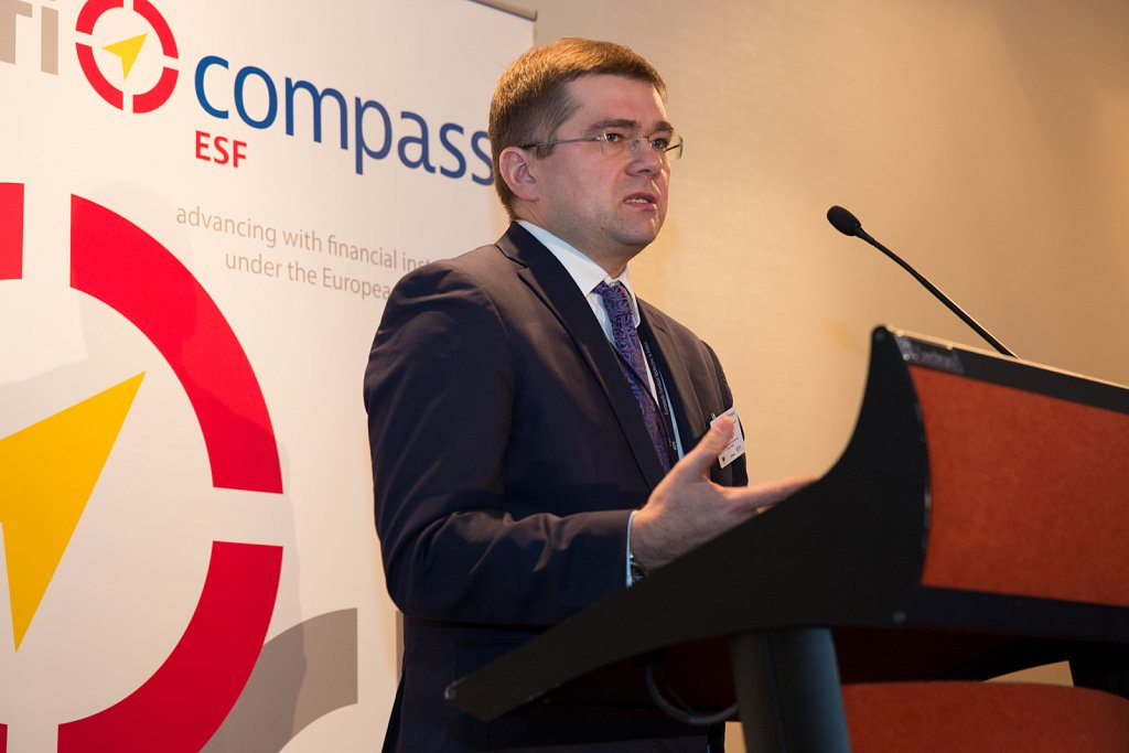 Seminar: Financial Instruments for delivery of the ESF, Warsaw, 4 November 2015