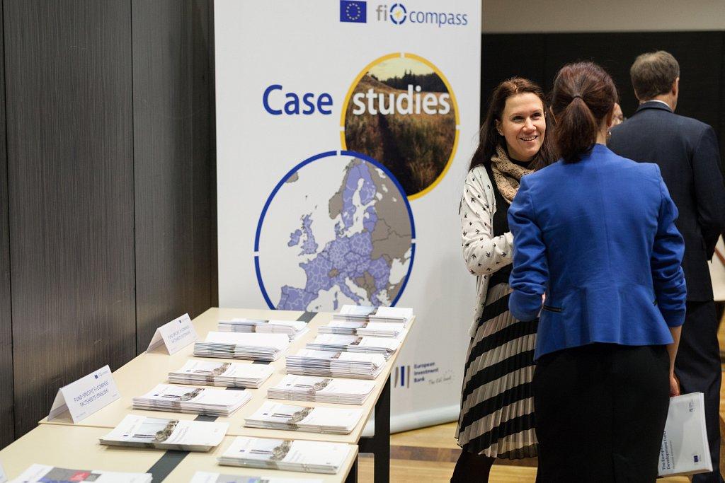 Event participants and fi-compass publications