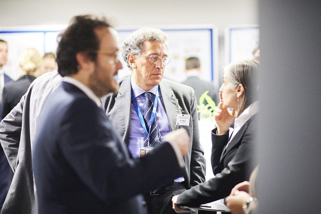 Mr Aldo Longo and event participants
