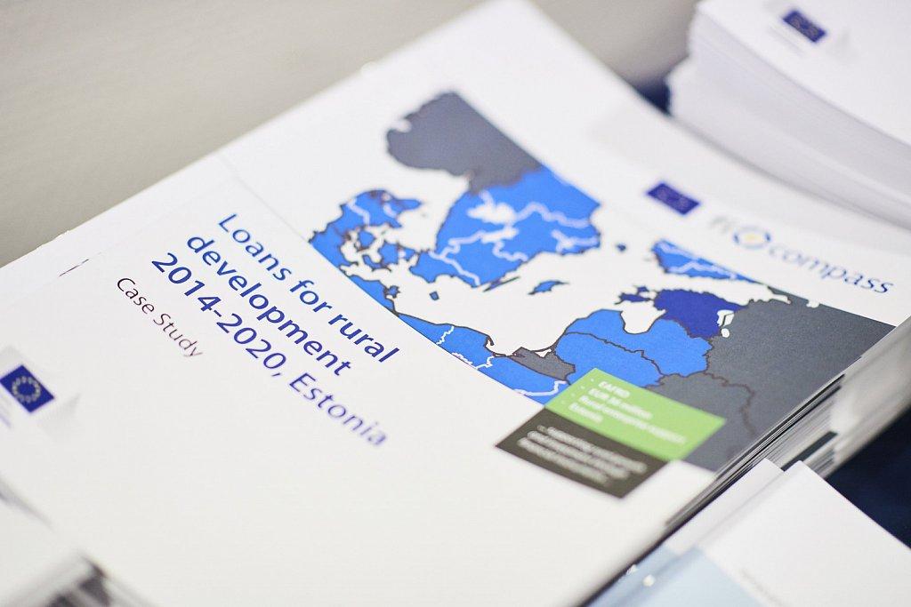 New publication: Loans for rural development 2014-2020 in Estonia