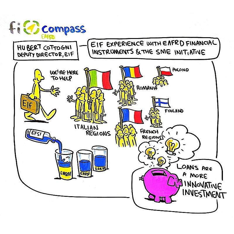 Illustration taken at the conference