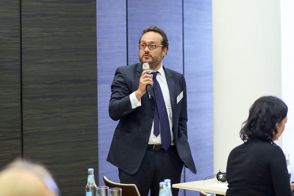 Mr Alessandro Gargani