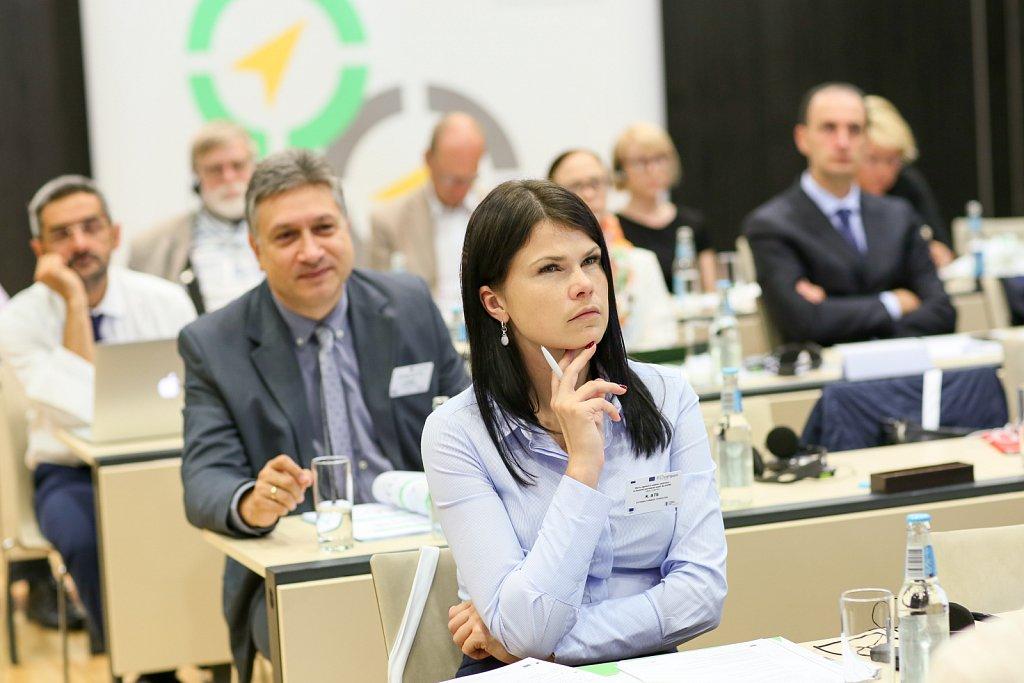 Event participants