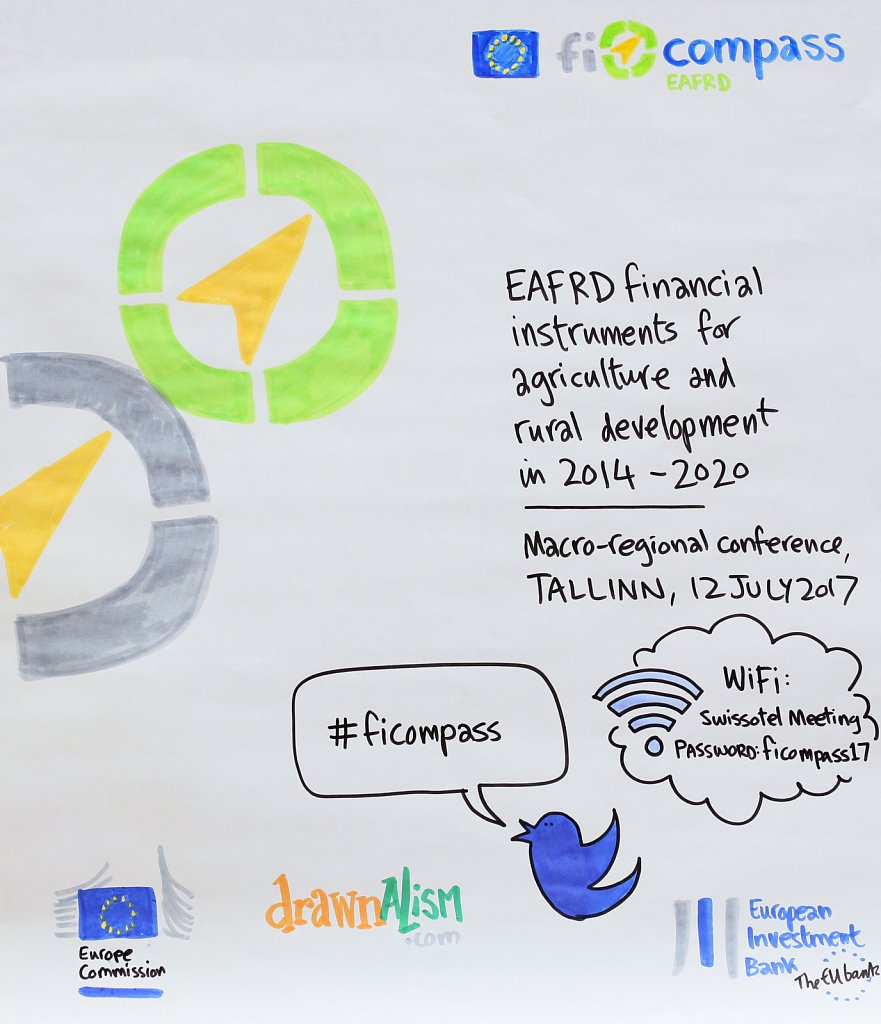 Macro-regional conference on EAFRD financial instruments for agriculture and rural development in 2014-2020, Tallinn, 12 July 2017