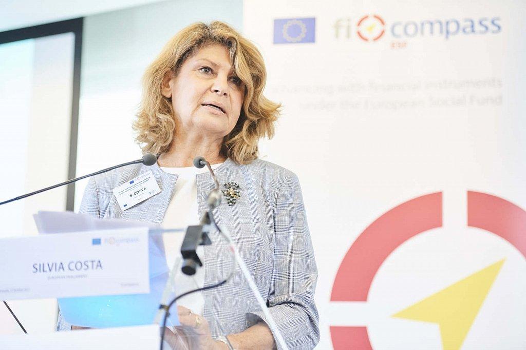 Ms Silvia Costa