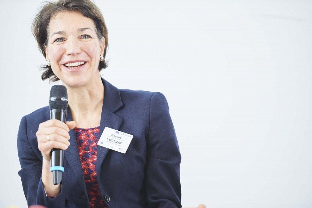 Ms Irene Schucht