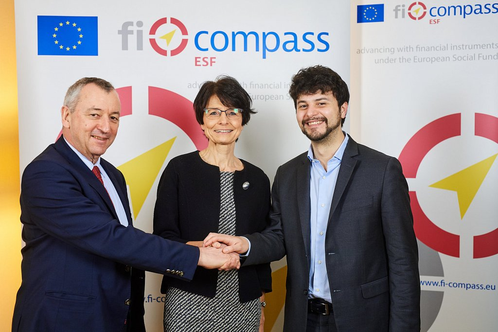 Second fi-compass ESF Conference 'Financial instruments funded by the European Social Fund – boosting social impact', 8 – 9 March 2018, Brussels