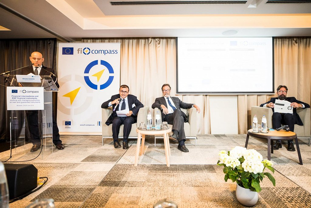 Mr Bruno Robino, Mr Alessandro Apa, Mr Maurizio Guglierlmini, Mr r Paolo Proietti