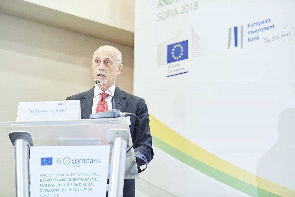Mr Pier Luigi Gilibert