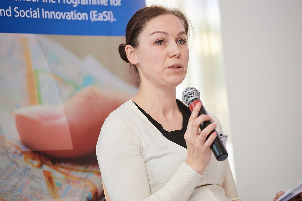 Ms Raimonda Eidziune, Ministry of Finance, Lithuania