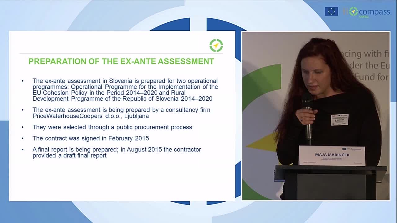 State of play of Financial Instruments in the EAFRD 2014