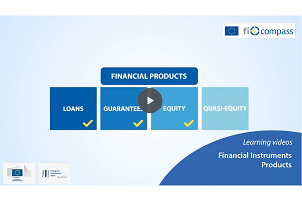 New video advice about financial instrument products