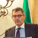Salvatore Vescina, Presidency of the Council of Ministers of the Italian Republic