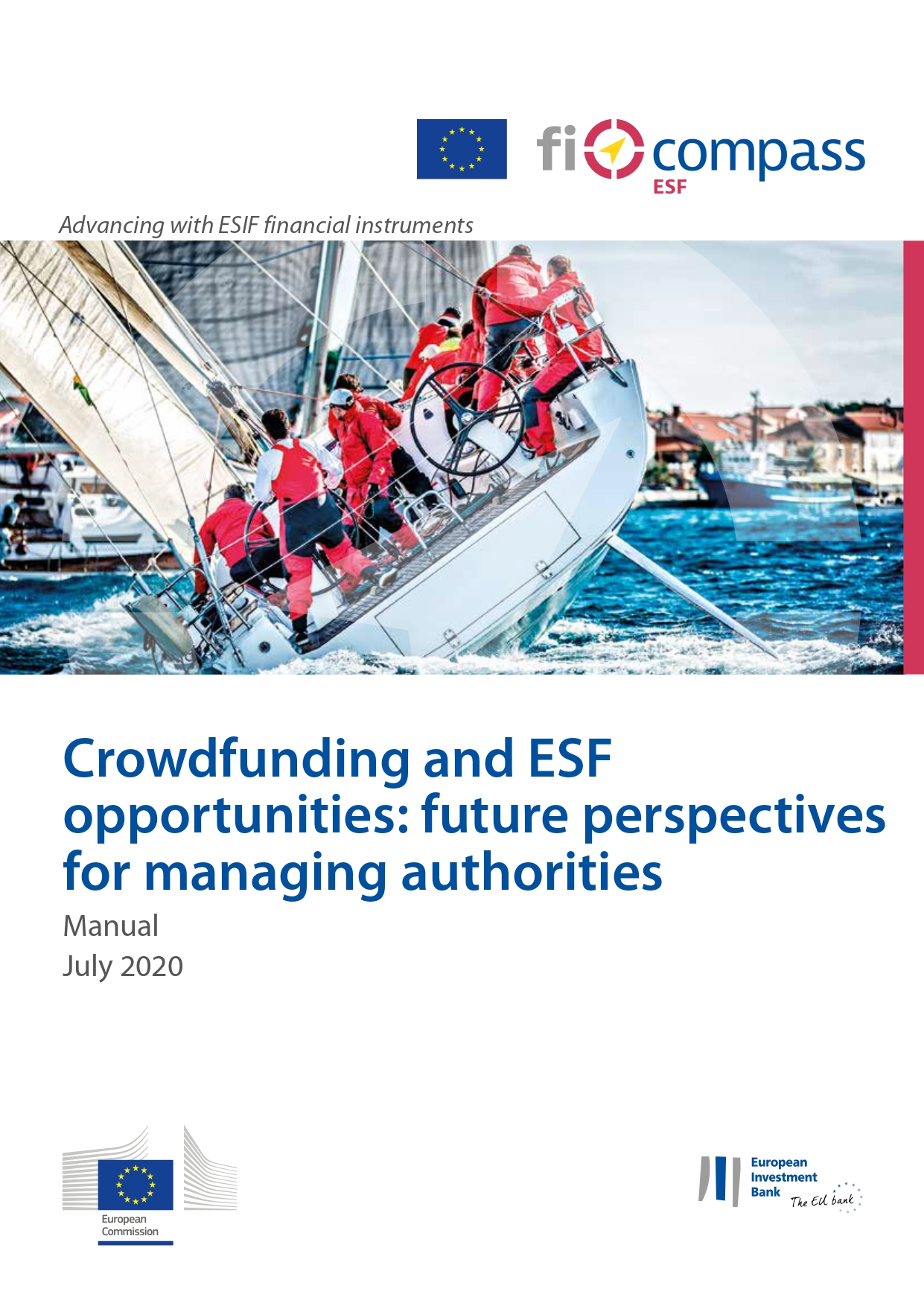 Crowdfunding and ESF opportunities: future perspectives for managing authorities