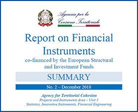 ESIF financial instruments from Italy