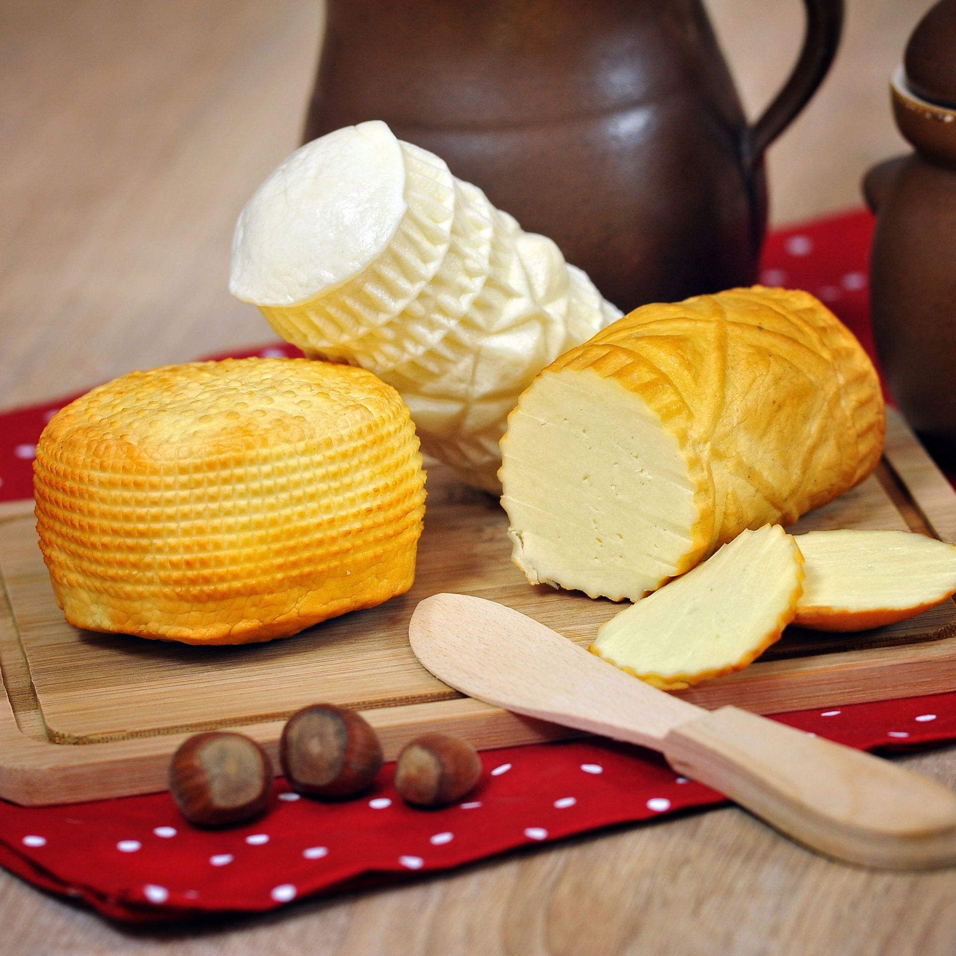 Poland's National Fund cheese